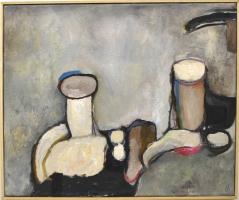 Olieverf 50 x 60 cm, 2012