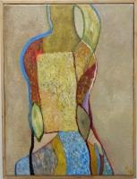 Olieverf 30 x 45 cm, 2015, Sold