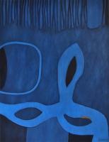 Olieverf: 115 x 150cm, 2018